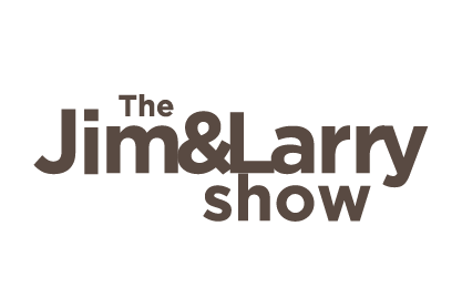 Jim and Larry Show Logo